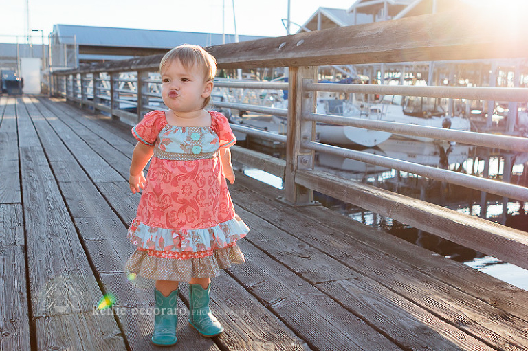 Edmonds Waterfront Family Photos